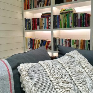 Cookbook library at Heirloom Flats, apartments for rent in Bloomfield, CT